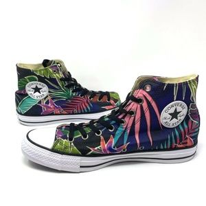 Converse Chuck Taylor Summer Palm Tree Floral